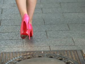 shoes of Eurovision