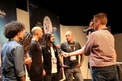 Minus One from Cyprus talks to eurovisionlive