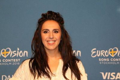 Jamala from Ukraine