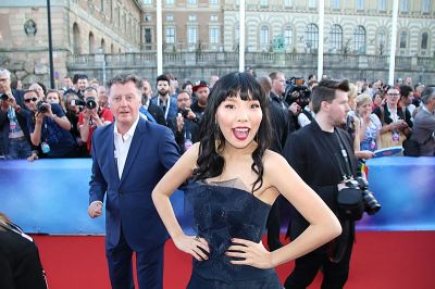 Dami Im from Australia