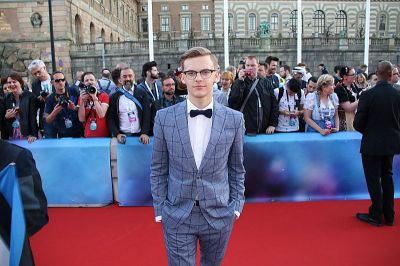 Jüri Pootsmann from Estonia