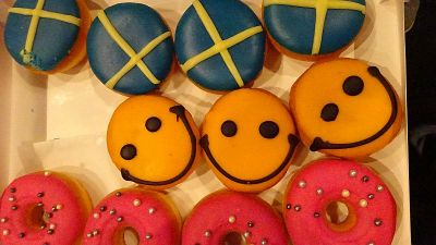 Donuts from Sweden