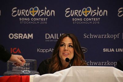 Ira Losco from Malta