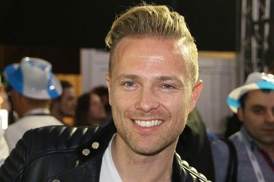 Nicky Byrne from Ireland