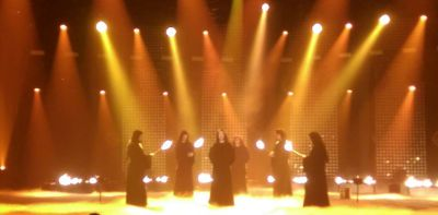 "Gregorian – ""Masters Of Chant"""