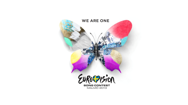 esc2013 butterfly white slogan