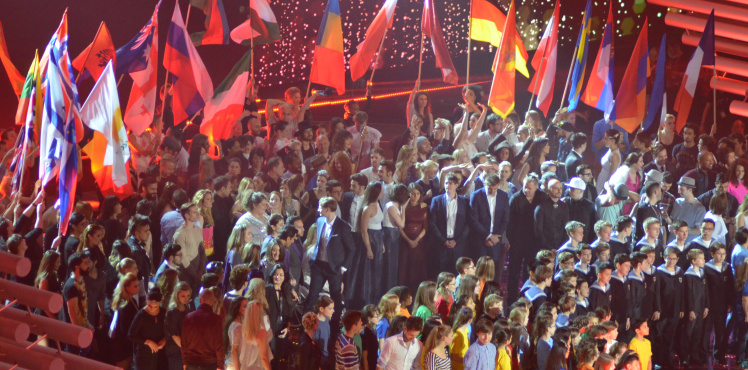 Finale Eurovision Song Contest Wien 2015