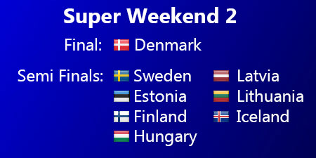 ESC Super Weekend