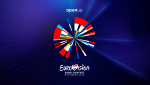 logo esc 2020 open up 300